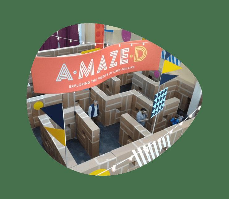 mob-maze