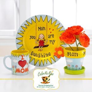 Paint Your Own Pottery Gift Ideas For Mother S Day Museum Of Boulder