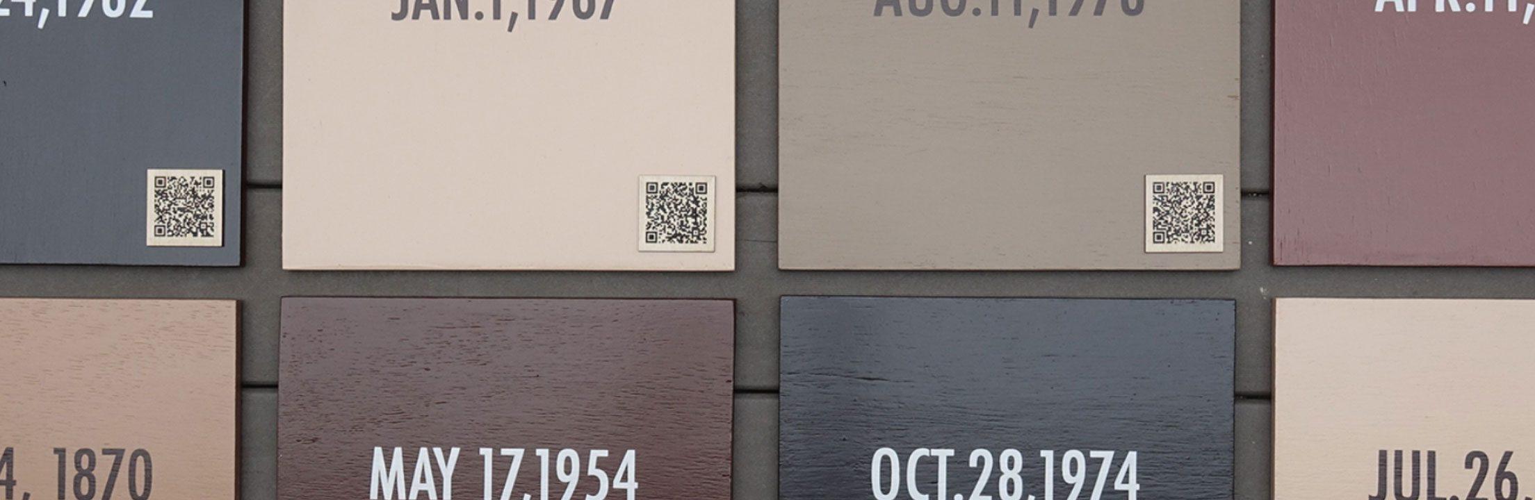 Blocks of text