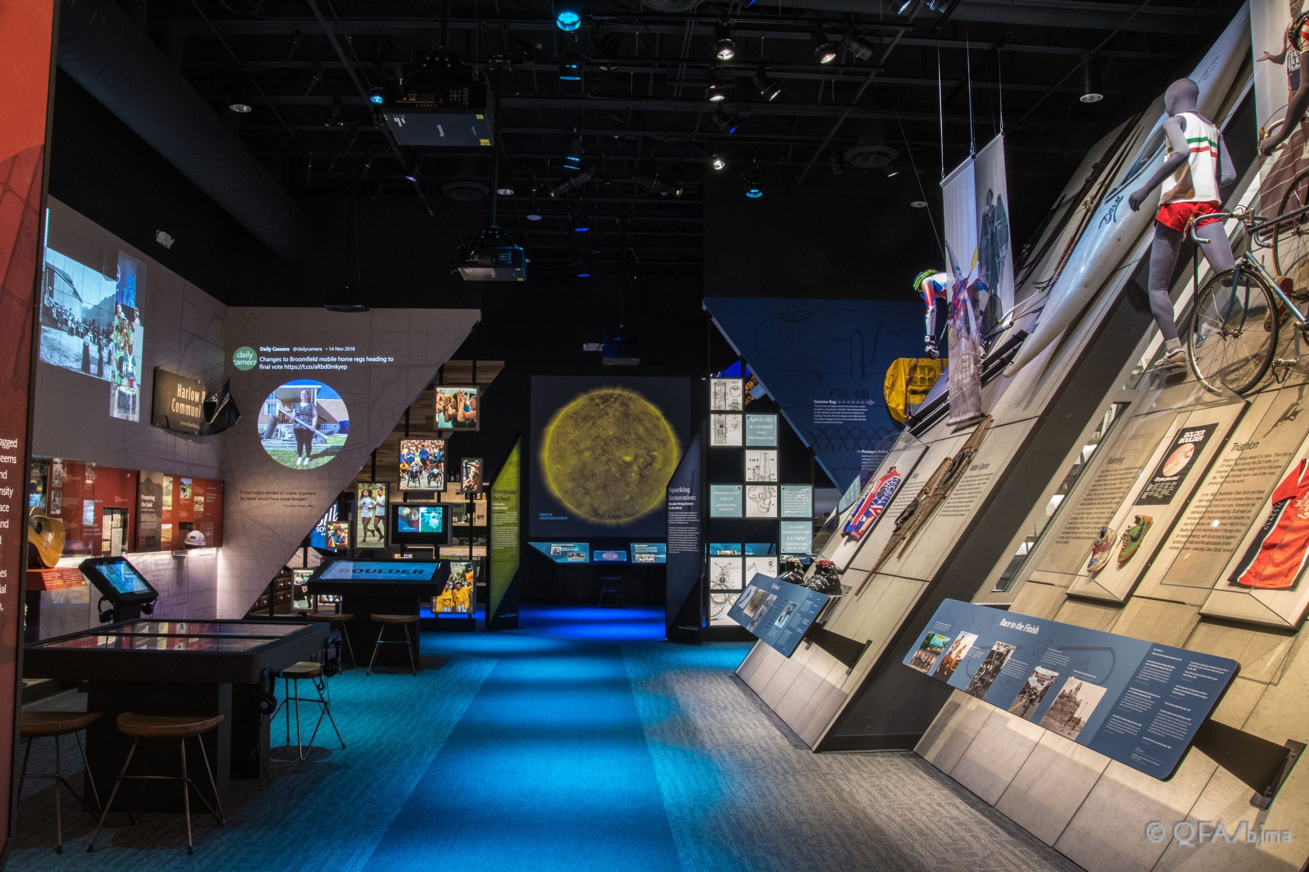 Boulder Experience Gallery
