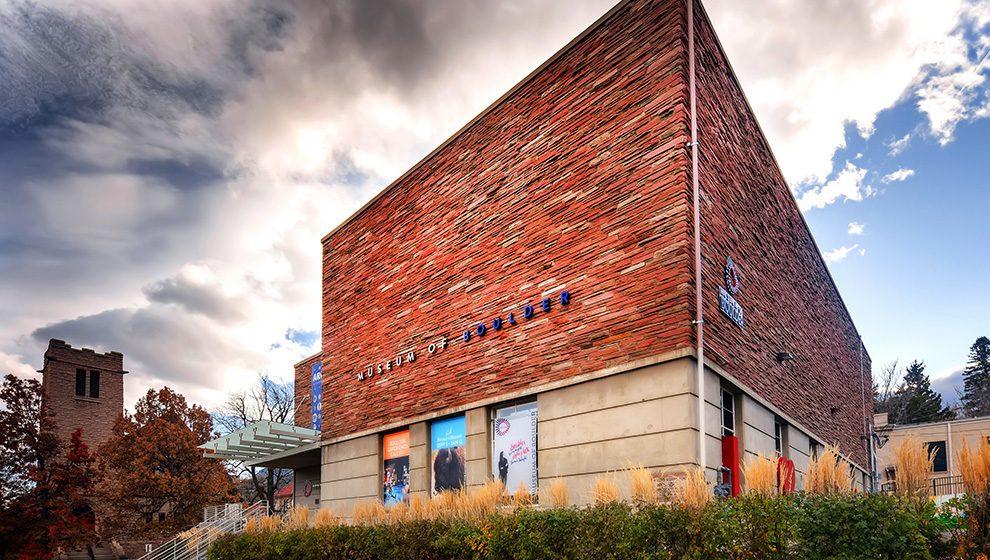 Museum of Boulder Building