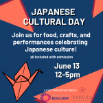 Japanese Cultural Day