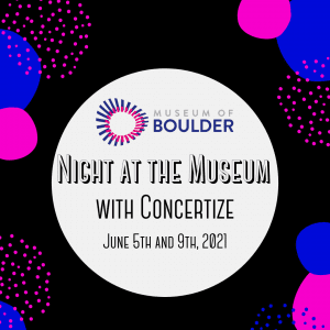 Night at the Museum with Concertize