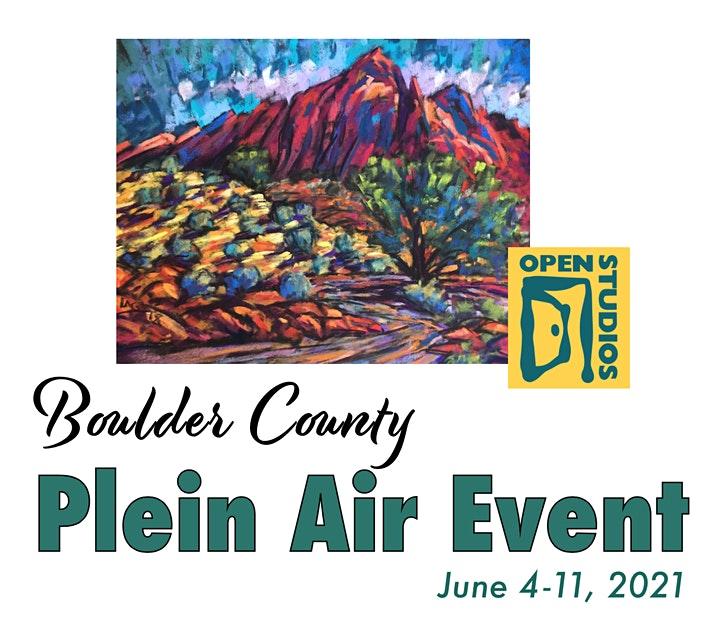 Boulder County Plein Air Event