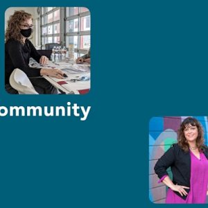 Creating Community during Covid